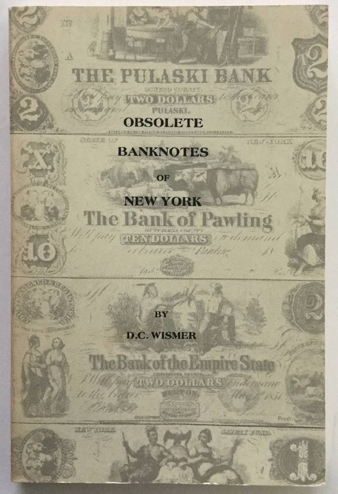 Image for Obsolete Bank Notes of New York