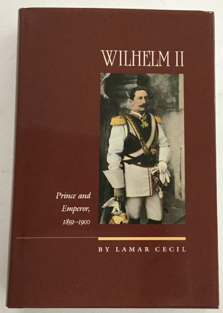 Image for Wilhelm II: Prince and Emperor, 1859-1900
