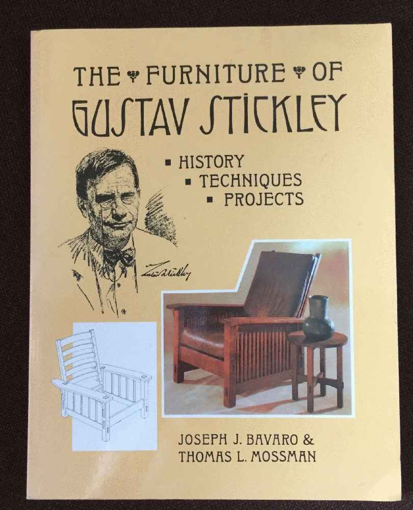 Image for The Furniture of Gustav Stickley: History, Techniques, and Projects