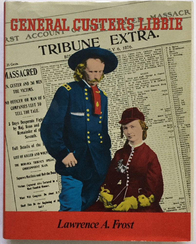 Image for General Custer's Libbie