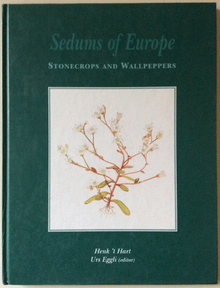 Image for Sedums of Europe - Stonecrops and Wallpeppers