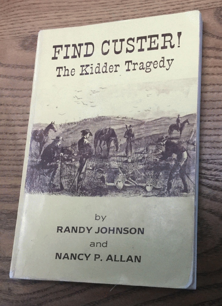 Image for Find Custer: The Kidder Tragedy