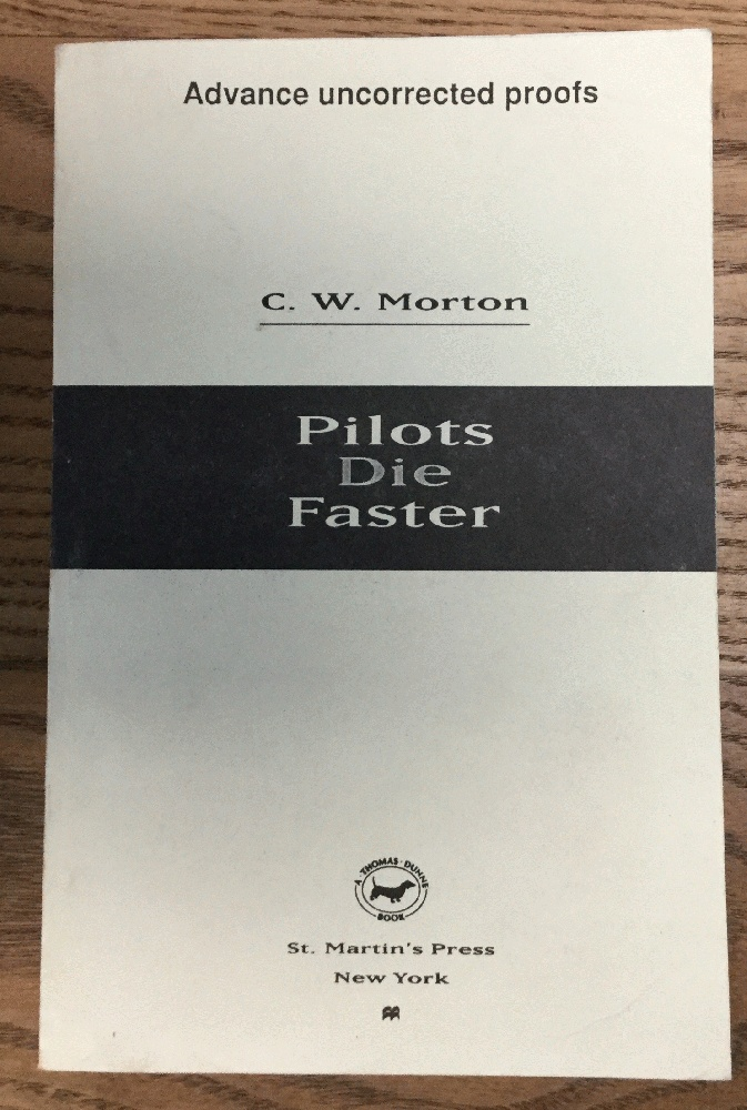 Image for Pilots Die Faster