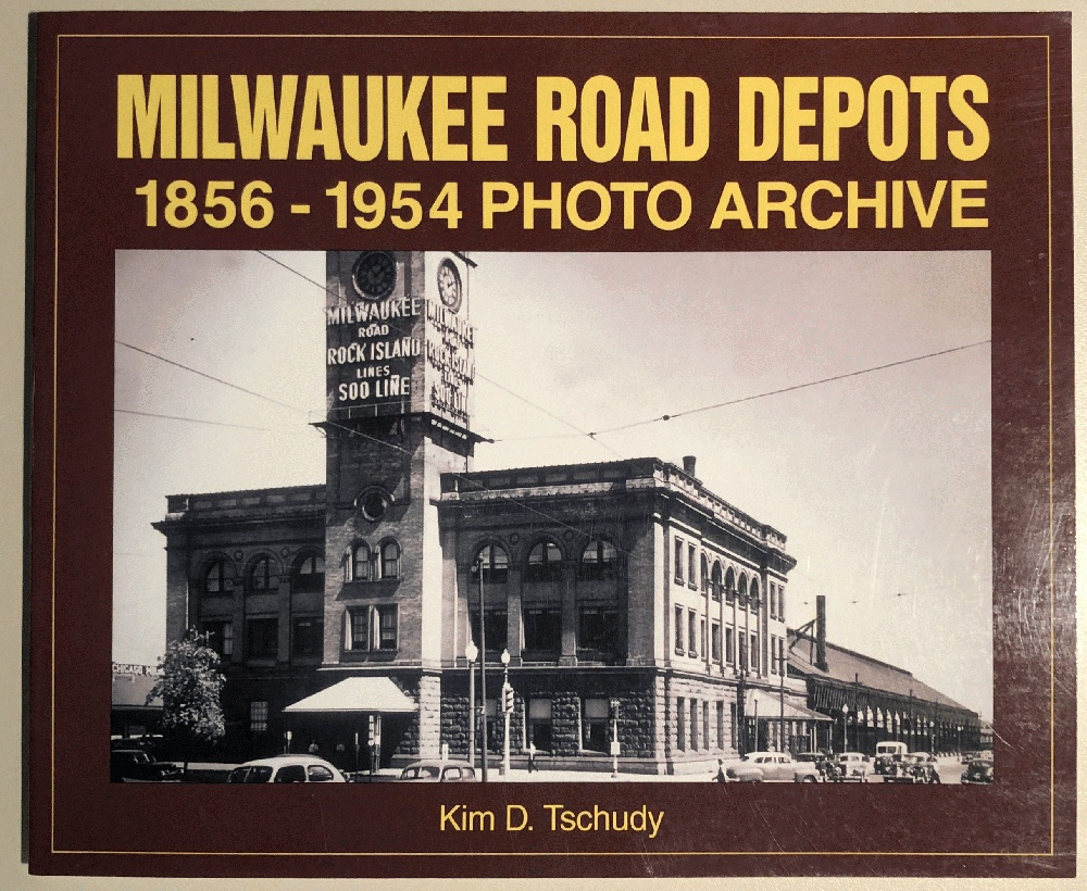 Image for Milwaukee Road Depots 1856-1954 Photo Archive
