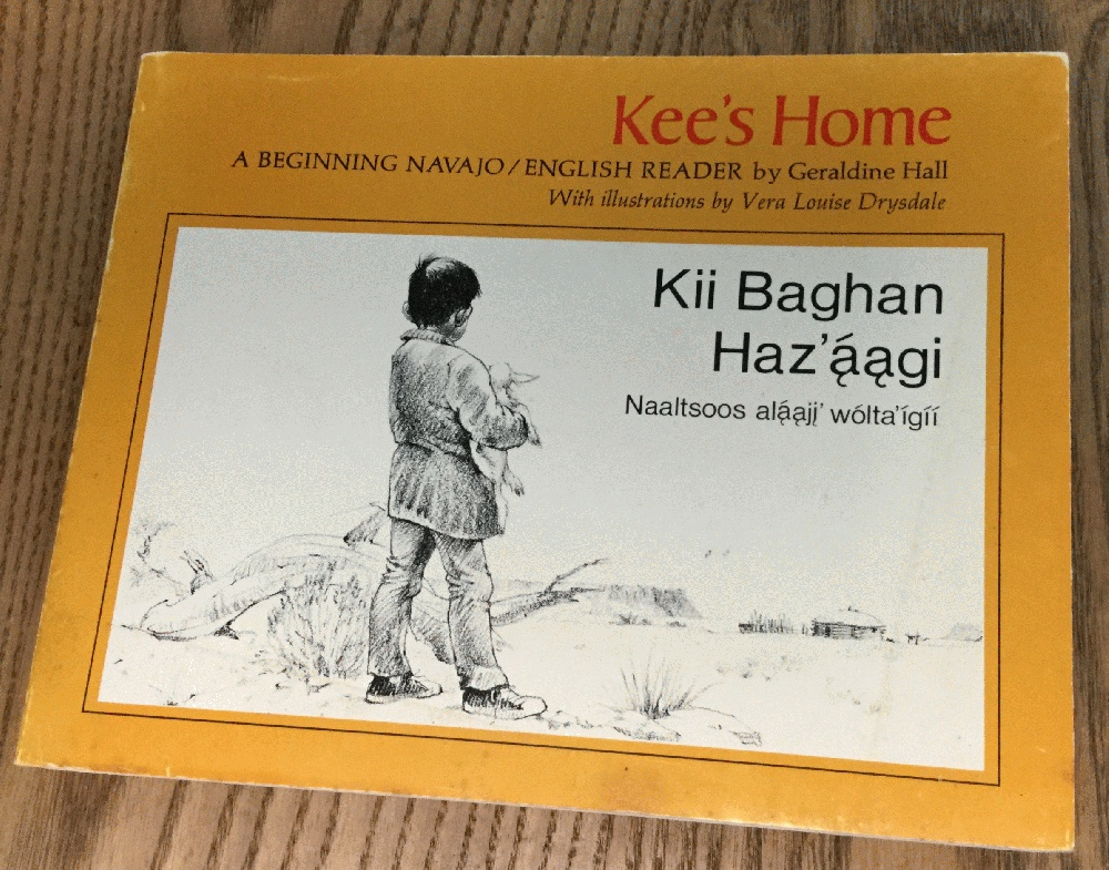 Image for Kee's Home: A Beginning Navajo/English Reader