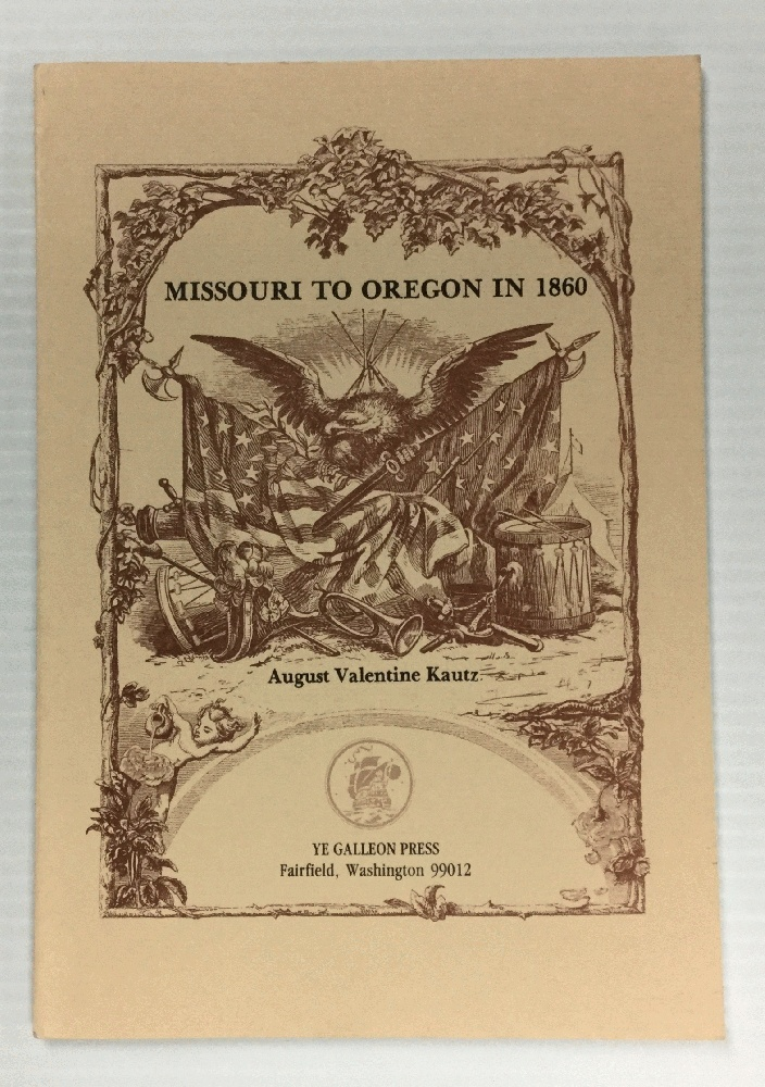 Image for Missouri to Oregon in 1860