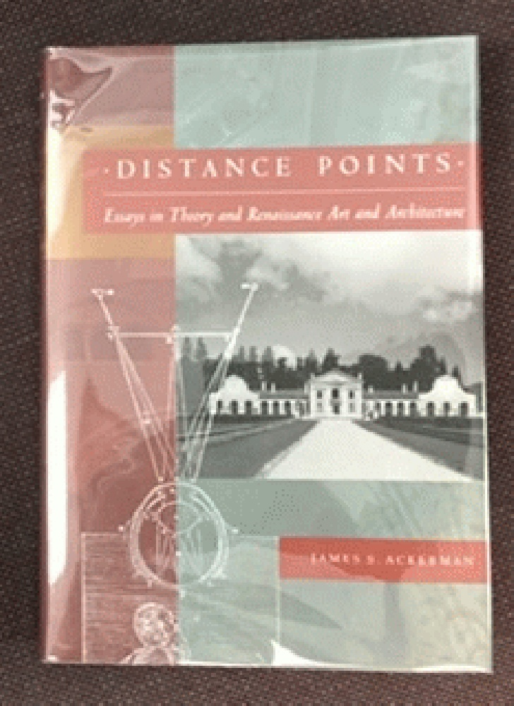 Image for Distance Points: Essays in Theory and Renaissance Art and Architecture