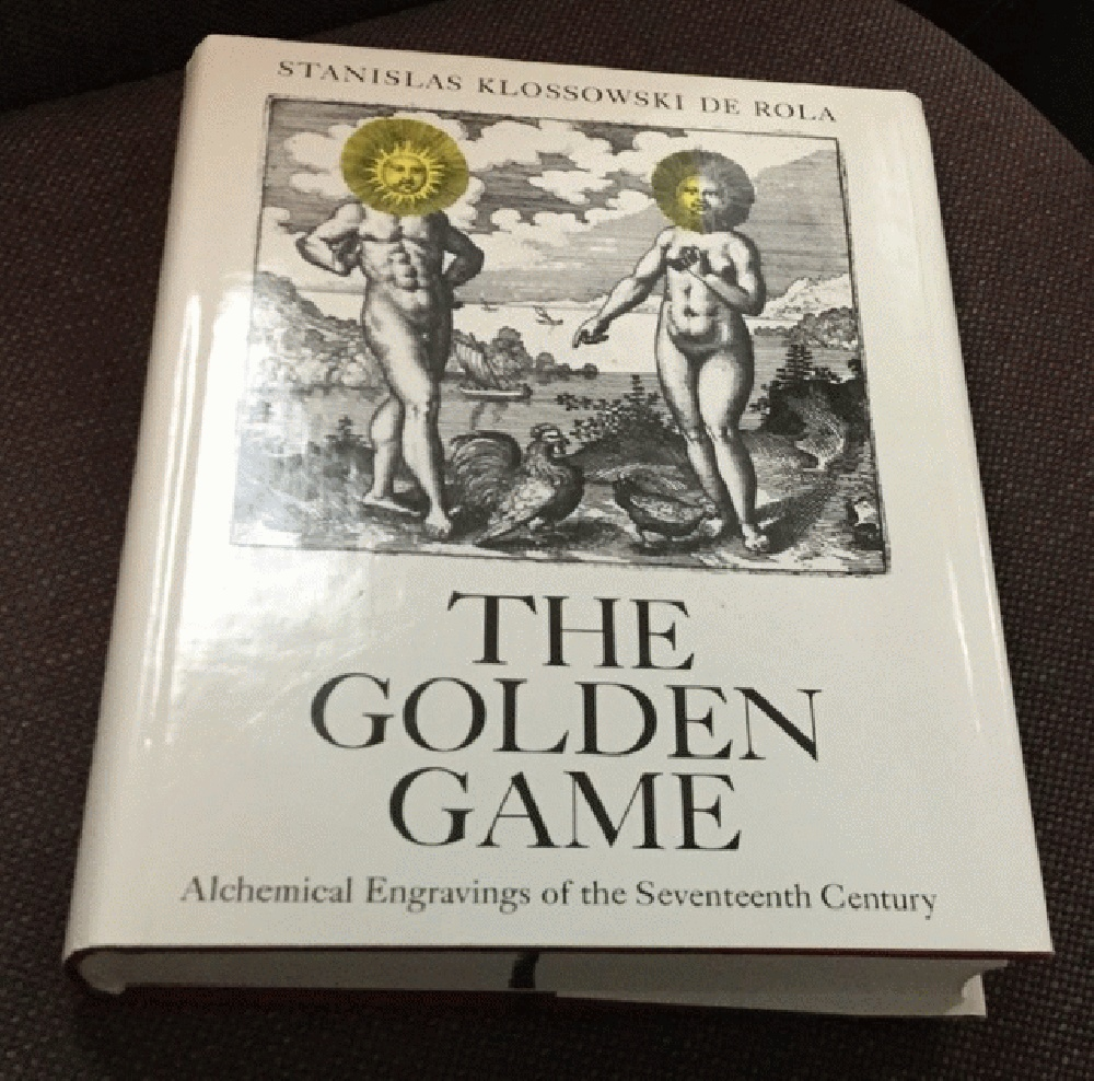 Image for The Golden Game: Alchemical Engravings of the Seventeenth Century
