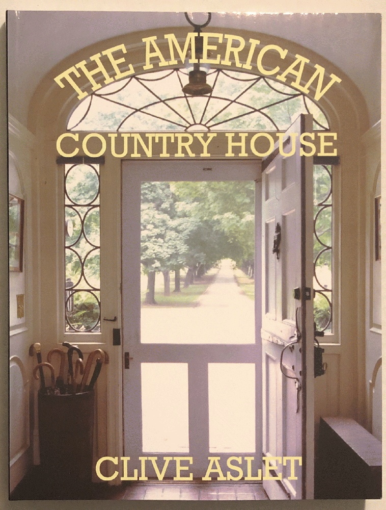 Image for The American Country House