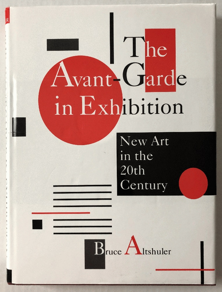 Image for The Avant Garde in Exhibition