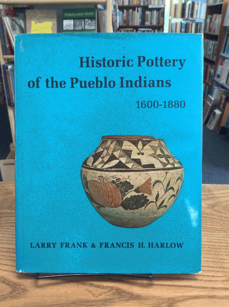 Image for Historic Pottery of the Pueblo Indians, 1600-1880