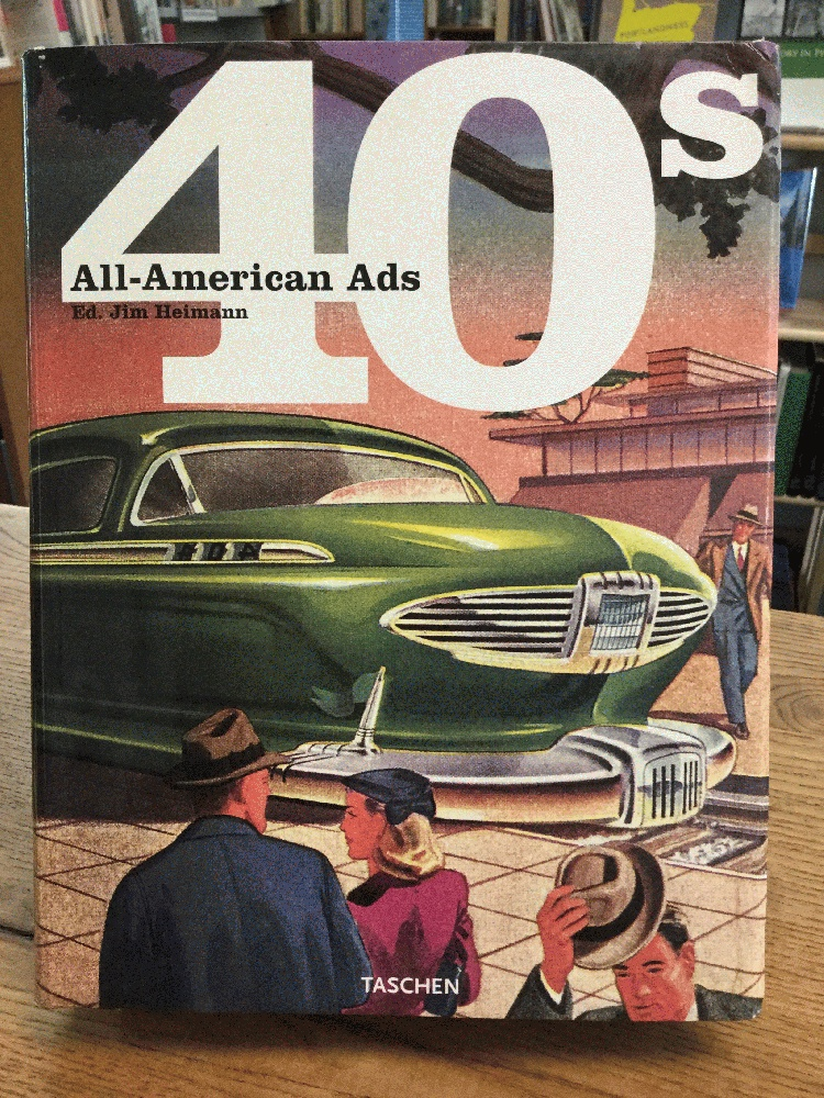 Image for All-American Ads of the 40s