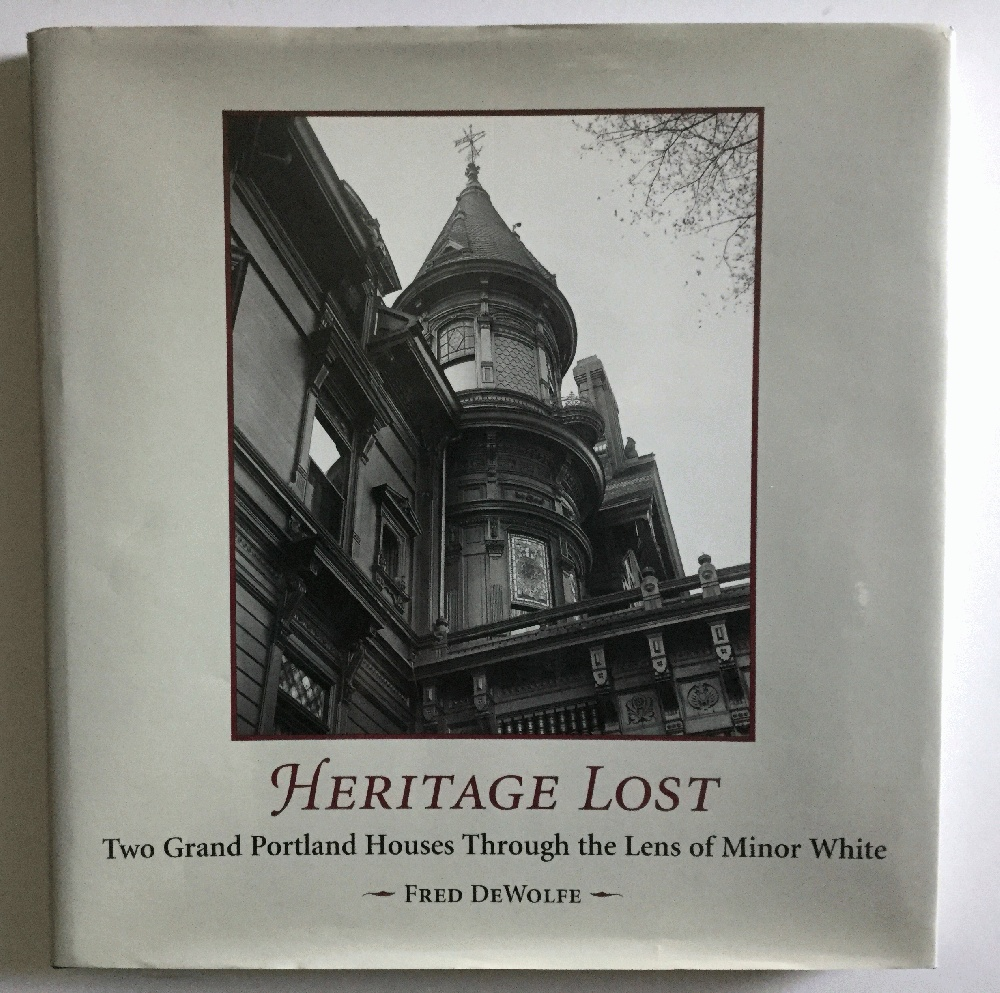 Image for Heritage Lost: Two Grand Portland Houses Through the Lens of Minor White