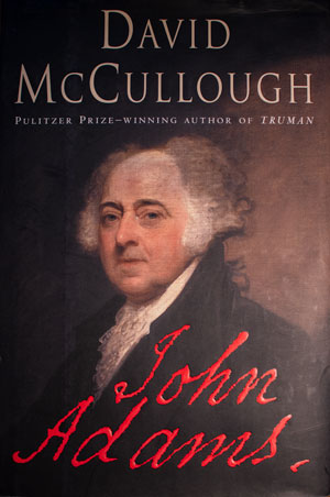book cover: John Adams