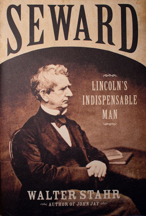 book cover: Seward: Lincoln's Indispensable Man