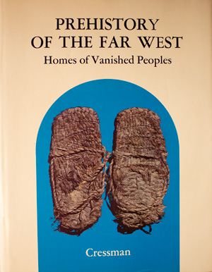 book cover: Prehistory of the Far West: Homes of Vanished Peoples