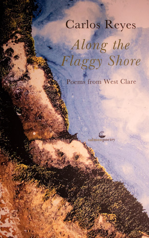book cover: Along the Flaggy Shore: Poems from West Clare