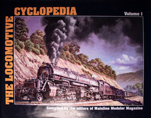 book cover: The Locomotive Cyclopedia, Volume 1