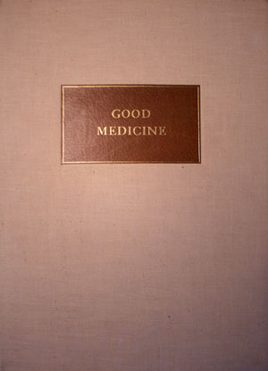 book cover: Good Medicine