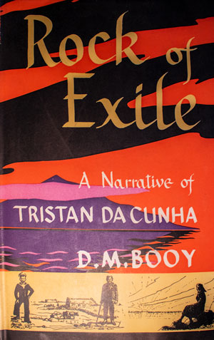 book cover: Rock of Exile: A Narrative of Tristan Da Cunha