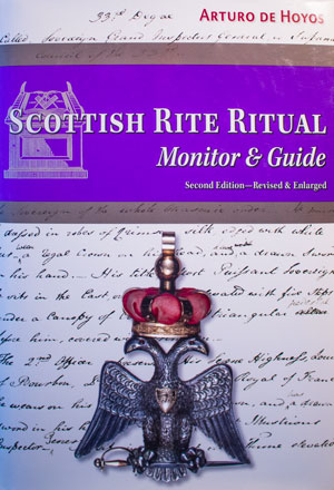 book cover: Scottish Rite Ritual Monitor and Guide